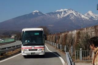 中央道の高速バス